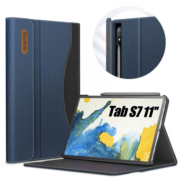 INFILAND Case for Galaxy Tab S7